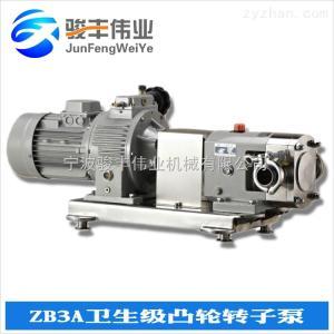 ZB3A上進下出型轉子泵