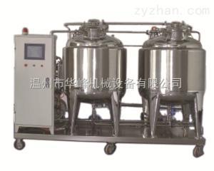 PLG-1000不锈钢搅拌蒸煮锅浓配罐/稀配罐调配系统机组