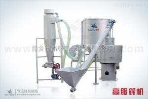 WSA氣流篩分機