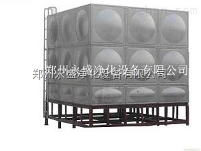 永盛河南不锈钢水箱厂家,不锈钢组合水箱报价