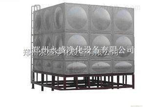 永盛郑州不锈钢水箱厂家,永盛不锈钢组合水箱报价