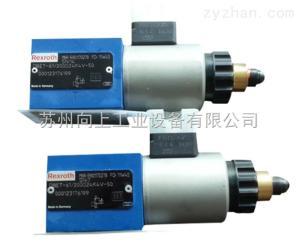 DBET-61/200G24K4M原裝力士樂比例溢流閥DBET-61/200G24K4M
