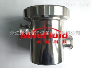 25mm-101.6mm潔凈室空氣阻斷裝置#衛生級不銹鋼空氣阻斷裝置