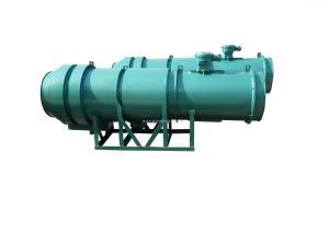 kcs煤矿用KCS湿式除尘风机 就地除尘健康承诺