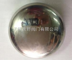 304不锈钢镜面封头/卫生级封头/抛光封头