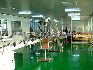 三十万级净化工程山东GMP洁净车间净化装修工程