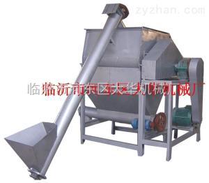 1000臥式雙軸砂漿攪拌機耐磨耐用