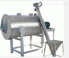 化工、礦物質專用臥式螺帶混合機-強制攪拌設備-混粉機械