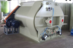 直銷供應立式飼料攪拌機 干粉攪拌機 干膩子粉混料機