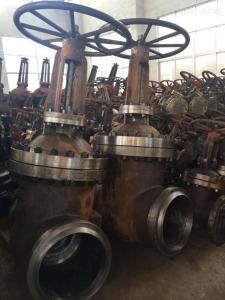 Z61Y闸阀-手动焊接铸钢闸阀-闸阀-良工阀门集团品质优