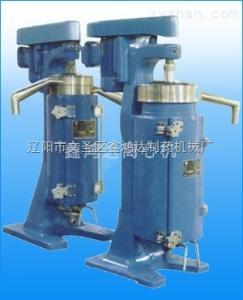 GF105型植物油脱皂分离机