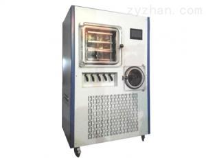 SJIA-5FT臺式壓蓋原位冷凍干燥機(3kgs/24h)生產廠家,臺州壓蓋原位冷凍干燥機