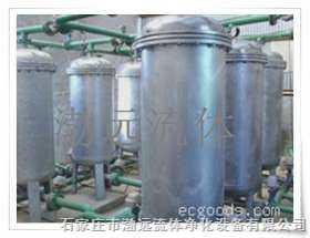 大型冷卻循環水全自動過濾機