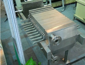 供應耐高溫廂式壓濾機