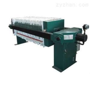 厂家生产 400平方箱式液压压滤机 食品专用压滤机