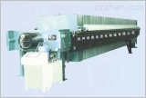 自動拉板壓濾機1250型