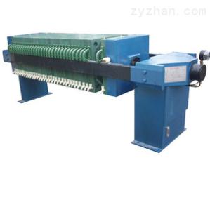 汽車廠污水處理設備 廂式壓濾機
