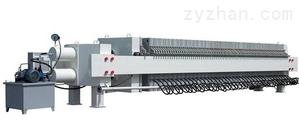 原料脫水干燥壓濾機(PAHL-80型)