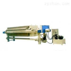 廂式壓濾機明華牌(320、450、630、800各種型號、)