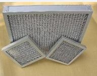 上海高溫爐耐合成纖維板式過濾器廠家直銷--振潔凈化