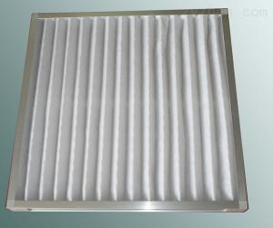 湖南省湘潭市不銹鋼平板式過濾器(空氣過濾系統預過濾)