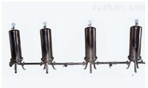 定做加長型快裝管道過濾器(衛生級快接管式過濾器)