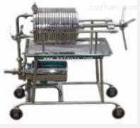 杭州厂家直供优质防渗漏压滤机 有色金属稀土矿用液压板框压滤机