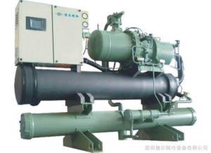 工業用螺桿冷水機組