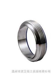 供应卫生级焊接螺纹接头价格