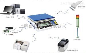 與打印機相連電子秤,鄭州電子秤批發商--英展帶打印秤報價