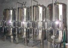 出售各種二手制藥設備多效蒸餾水機 價格低廉 歡迎選購
