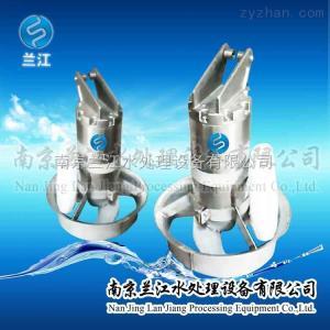 QJB4/6-320/3-960南京潛水攪拌機材質 水下攪拌器型號 水下攪拌機選型