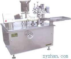 LYG-200I灌装压塞机