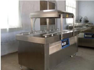 供应启洲包装DLZ拉伸膜供应自动真空包装机