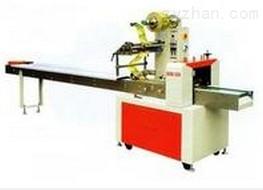 供应枕式包装机 松精食品机械 糕点包装机(图)