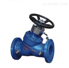 靜態水力平衡閥
