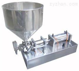 上海灌裝機|蜂蜜膏體灌裝機