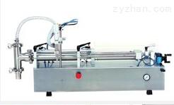 G2WG氣動雙頭膏體灌裝機