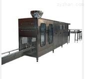 1200L定量灌装-全自动配料型卧式膏体灌装机w0004