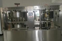 500L立式浓浆搅拌型定量液体灌装机 液体搅拌机 膏体灌装机 半