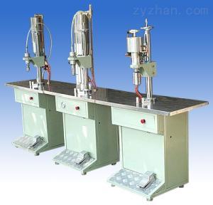 氣霧劑灌裝機械 三合一壓力罐氣霧劑灌裝機 臺灣氣動元件 可定制