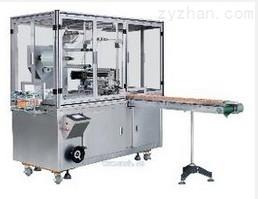 本公司專業生產的透明膜三維包裝機