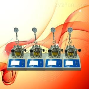 FY-425磁力平行反应釜不锈钢