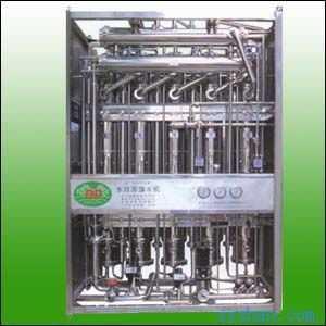 LD型管式蒸餾水機
