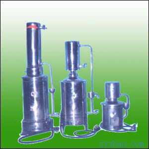 DZQ130型電熱蒸餾水器