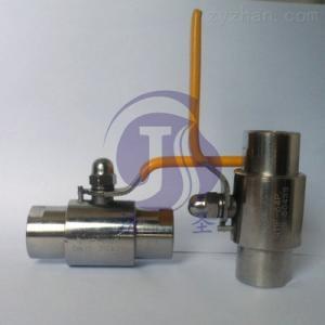 Q11F-64P高壓球閥液壓 JI SHENG