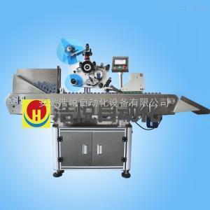 安徽浩悦全自动口服液贴标机 卧式标签机