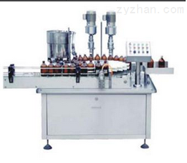 半自動液體灌裝機-酒水液體灌裝機