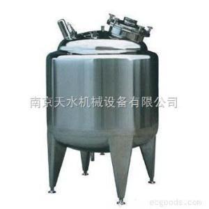 蒸餾水保溫儲罐設備