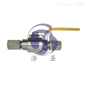 QG.M1不锈钢压力表球阀
